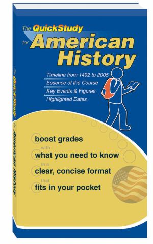 Booklet American History Quick Study (SKU 1002824723)