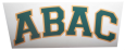 ABAC Decal in Green and Gold