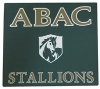 ABAC Stallions Mouse Pad