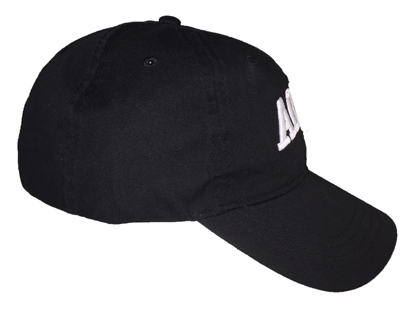 Cap with ABAC White Arched (SKU 1013184811)