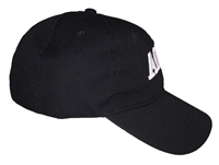 Cap with ABAC White Arched
