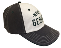 Cap Made in Georgia