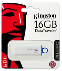 Flash Drive USB 16GB Kingston Data Traveler
