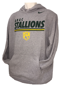 Hooded Sweatshirt ABAC Stallions