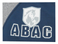 Full Zip Jacket ABAC Shield Stallions Down Side