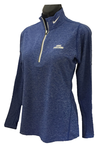 1/4 Zip Drifit Heather with Thumb Holes