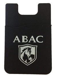 Mobile Phone Card Holder ABAC Shield