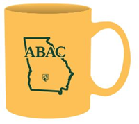 Mug with ABAC in Green State Shield