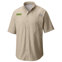 Columbia Tamiami Shirt with ABAC left chest 2 pocket
