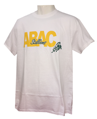 Shirt Abac Gold Stallions Green Horse