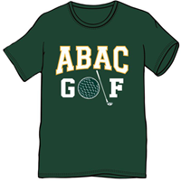 ABAC Golf with Club and Ball