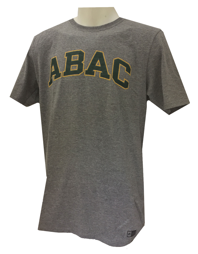 Shirt ABAC Green Fill Outlined Gold (SKU 101427072)