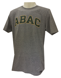 Shirt Abac Green Fill Outlined Gold
