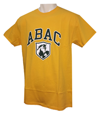 Shirt ABAC Green Outlined White Shield
