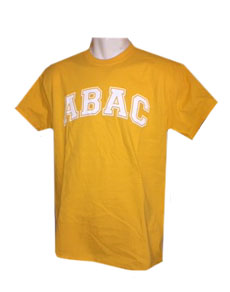 Shirt ABAC White Arched