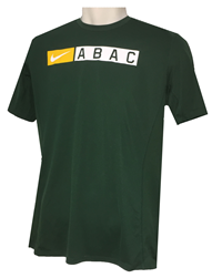 Nike Dri-Fit Abac In White Block Style