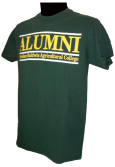 Green Abac Alumni Shirt