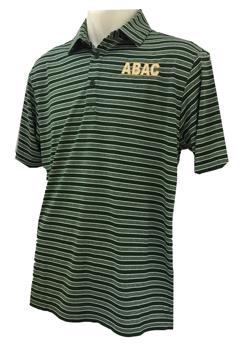 Men's Columbia Green Striped ABAC White (SKU 101261272)