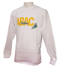 Long Sleeve Shirt ABAC Gold Stallions Green