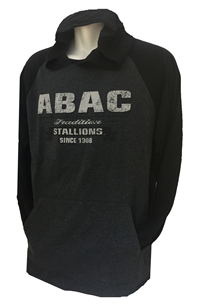 Shirt L/S With Hood Abac Tradition Since 1908