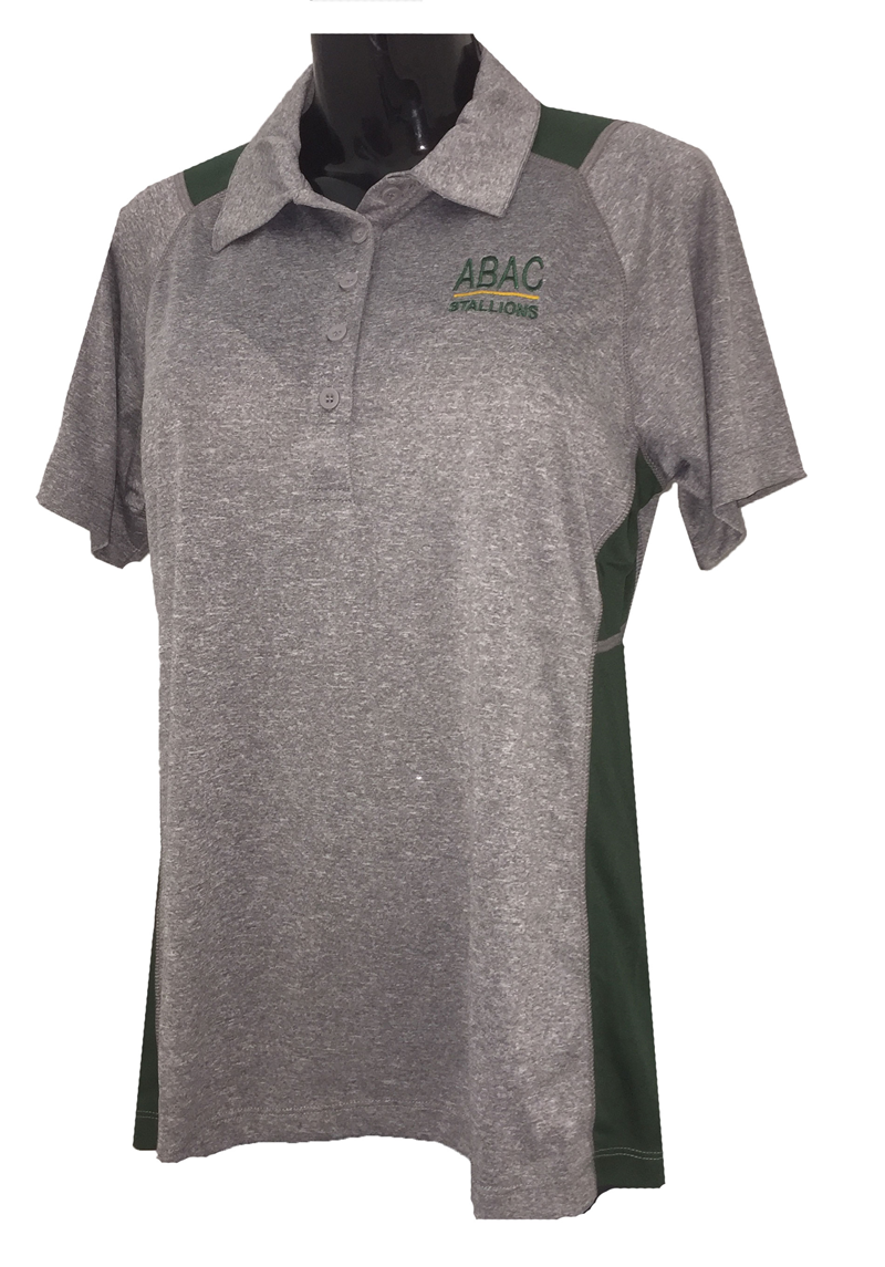 Shirt Ladies Polo ABAC Stallions Side Panel (SKU 101435681)