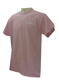 ABAC Nursing with Medical Symbol on Back