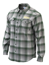 Columbia Plaid ABAC Green/Gold