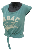 Tie Front Shirt ABAC Stallions 1908