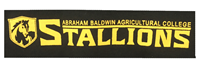 Shirt Youth Abraham Baldwin Agricultural Collge Stallions Shield