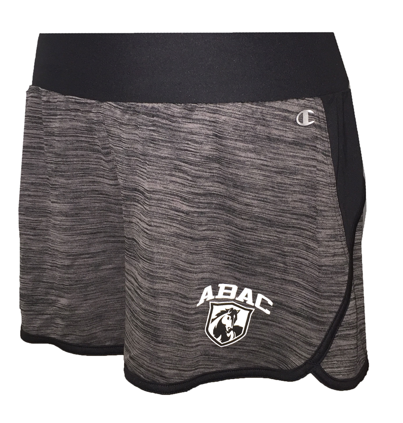 Ladies Shorts ABAC Shield Washed Out Stripe (SKU 101218325)