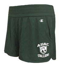 Ladies Short with ABAC Stallions and Shield