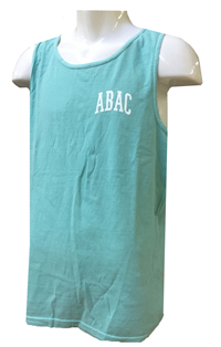 Unisex Tank with College Name and Circle State Design