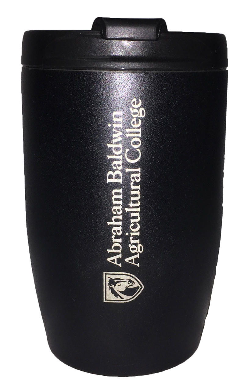 10oz Tumbler, Textured Finish, Black Abr Bld Agr Clg with Shield (SKU 101484266)